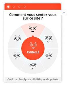Emolytics - Sommaire