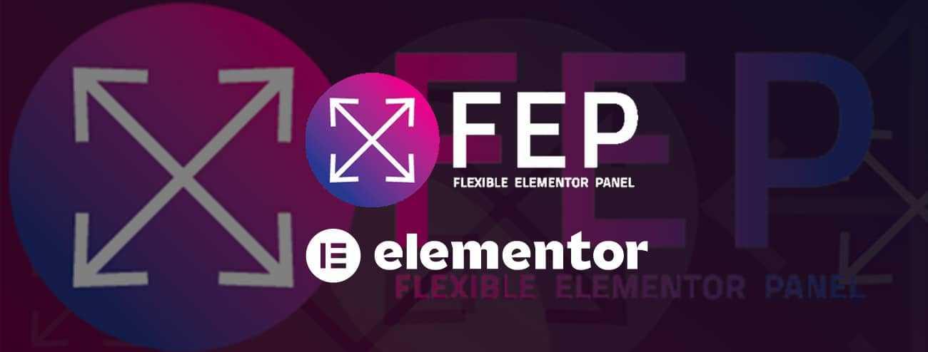 Flexible Elementor Panel extension pour Elementor