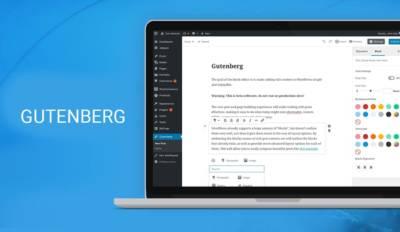 Gutenberg 5.7: encore plus proche de la mise en page!