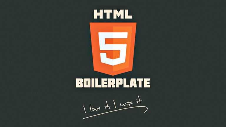 HTML5 Boilerplate : <b>l'ultime template!</b>