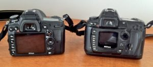 Nikon D70 vs Nikon D7000