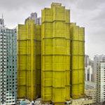 Peter Steinhauer cocoons in Hong Kong