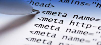Balises META et ergonomie pour le multitouch