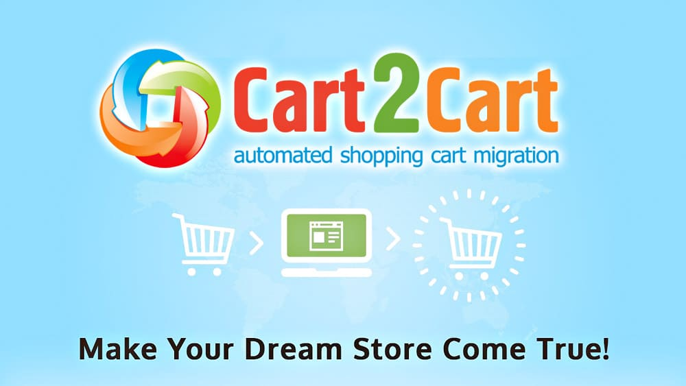 Migration e-commerce avec Cart2Cart