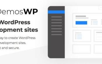 DemosWP: un service en ligne gratuit pour développer vos sites WordPress
