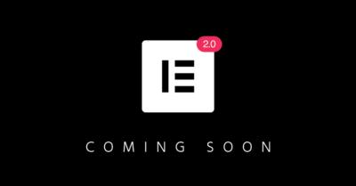 Elementor : la version 2.0 arrive pour revoir les fondamentaux