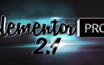 Elementor PRO 2.1: créez vos modèles de pages Woocommerce facilement!