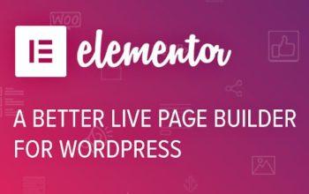 Elementor : le page builder qui fait boum!