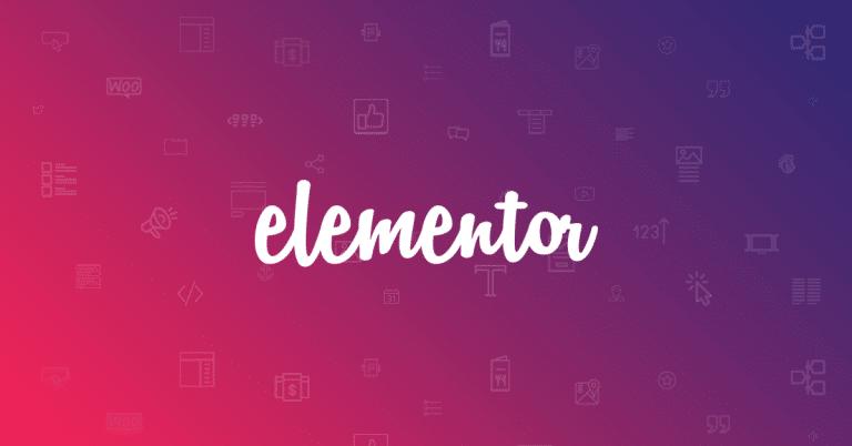 Elementor 1.5 bêta : <i><b>une ergonomie affinée</b> et encore plus de fonctions</i>