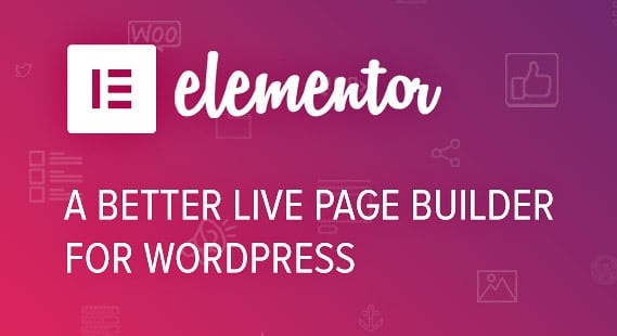 Elementor Page Builder WordPress