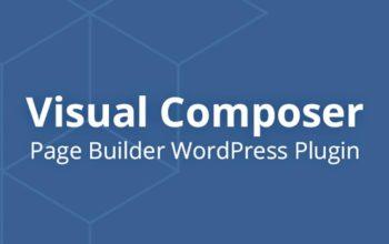 Visual Composer: une grande famille pour composer vos contenus