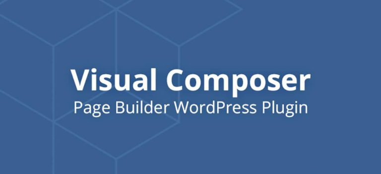 Visual Composer: <b>une grande famille</b> pour composer vos contenus