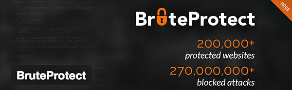 Extension BruteProtect
