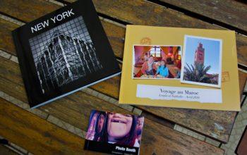 Impression de livres photos avec iPhoto et Blurb