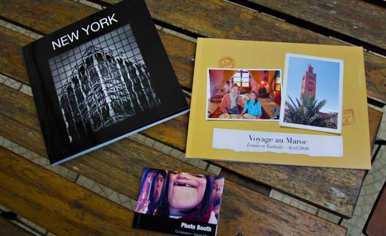 Impression de livres avec iPhoto et Blurb