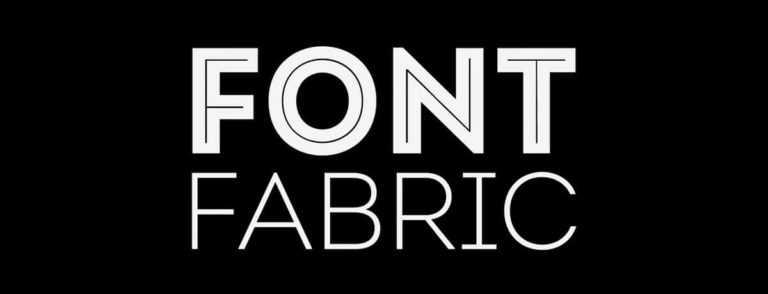 Fontfabric : un peu de <b>polices gratuites!</b>