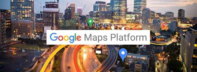 Google Maps Platform: est-ce la fin de <b>la gratuité?</b>