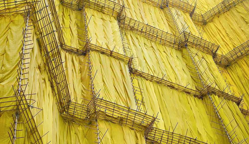 Hong Kong Surfaces by Peter Steinhauer