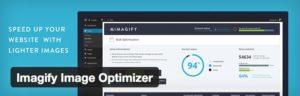 Extension IMAGIFY pour WordPress