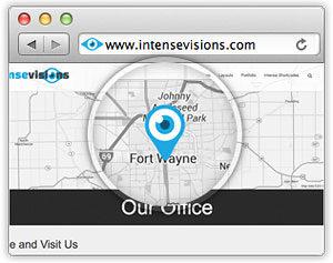Google Map personnalisée