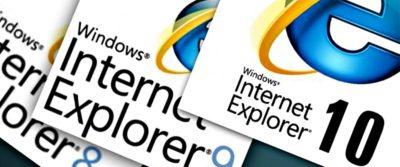 Marché des navigateurs: Explorer 10 vedette de l'année 2013