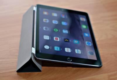 Impressions d'iPad…