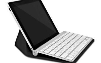 iPad et clavier sans fil