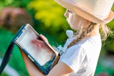 Petit retour d'un iPad en vacances