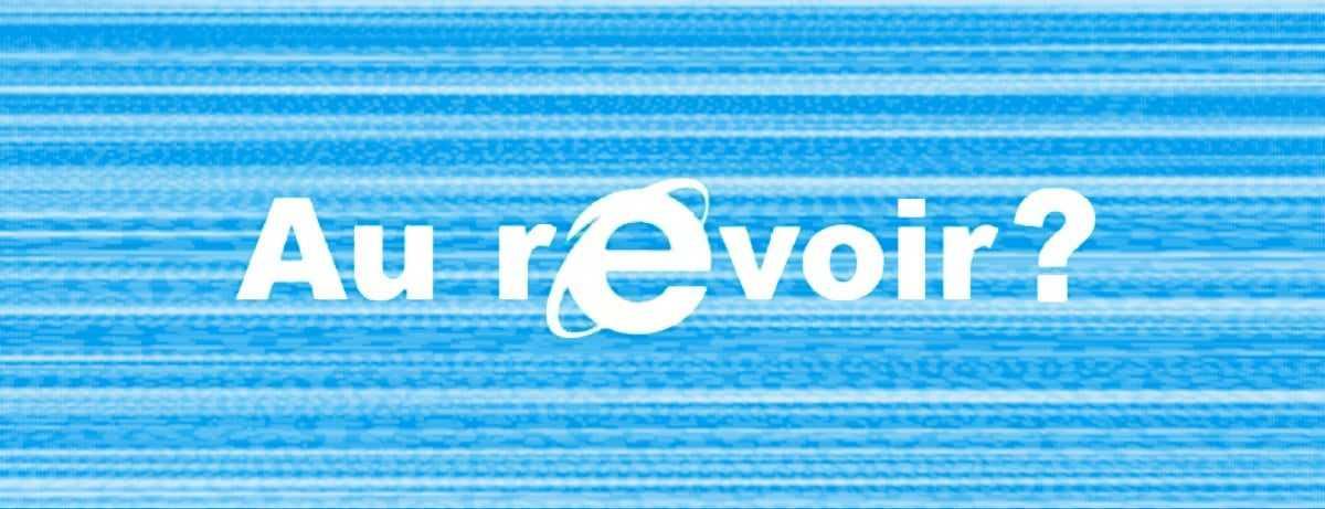 En finir avec Internet Explorer !