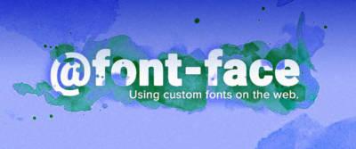 De la typographie dans le web