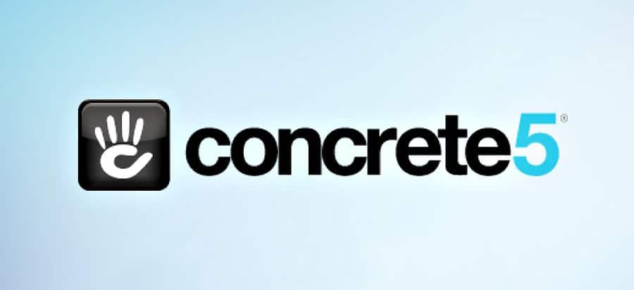 Le CMS Concrete5