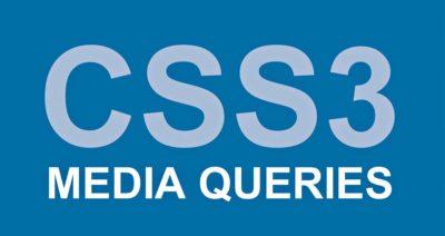CSS3: les Media Queries