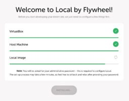 Local by FlyWheel – Installation du logiciel