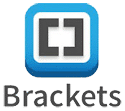Logo Brackets d'Adobe