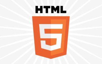 HTML5 a un visage… ou plutôt un logo!