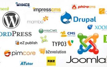 Le marché des CMS : WordPress haut la main !