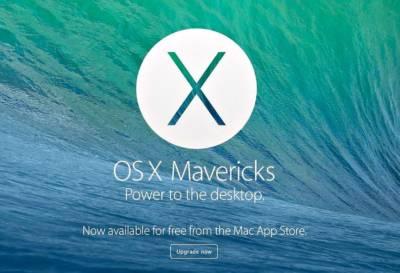Maverick d'Apple: votre Mac peut-il le recevoir?
