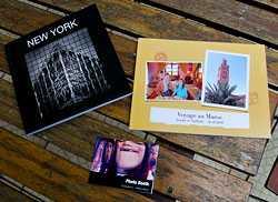 Mes livres photos