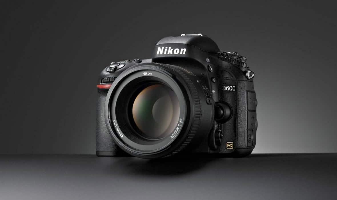 Nouveau Nikon D600