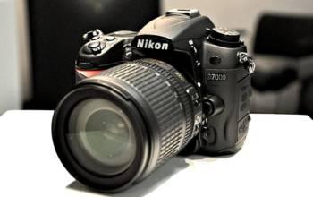 Premiers pas avec le NIKON D7000