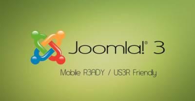 Joomla passe la 3ème