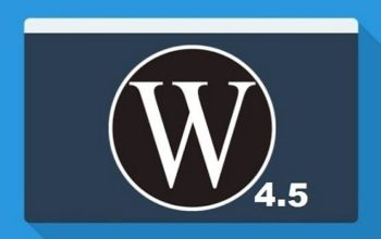 WordPress 4.5 arrive !