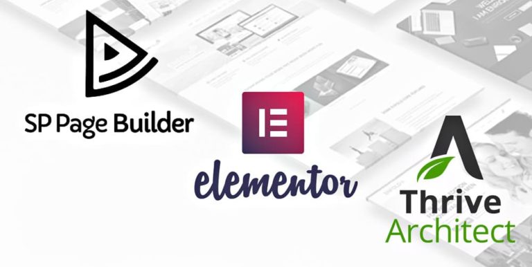 Pages Builder Similaires