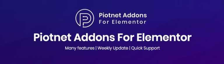 PAFE : le pack essentiel pour Elementor