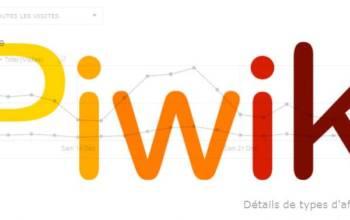 Piwik: votre outil de tracking web