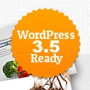 Compatible avec WordPress 3.5