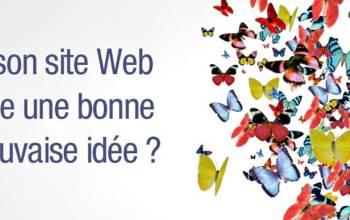 Faire son site web soi-même c'est simple et pas cher?