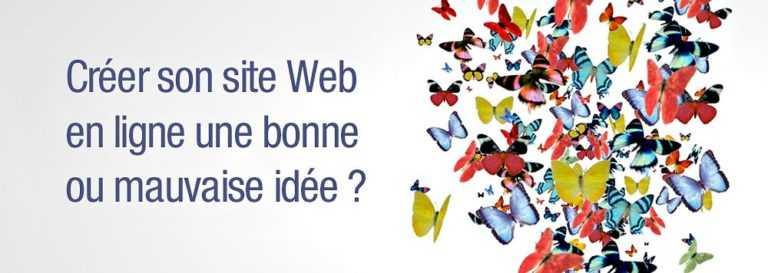 Faire son site web soi-même c'est <b>simple et pas cher</b>?