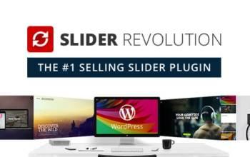 Slider Revolution v5.1: professionnalisation au menu