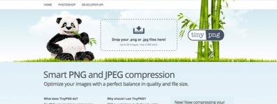 Extension pour WordPress : compresser les images en ligne